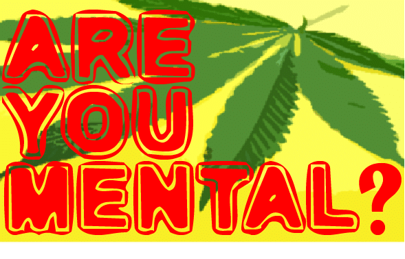 , Are-You-Mental? Recreational Cannabis Users