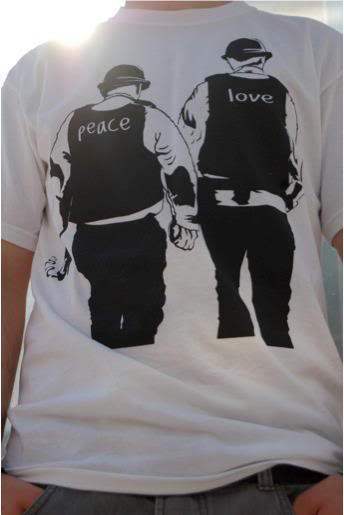 Peace and Love - £15.00