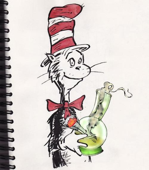 , Cannabis With Dr Seuss