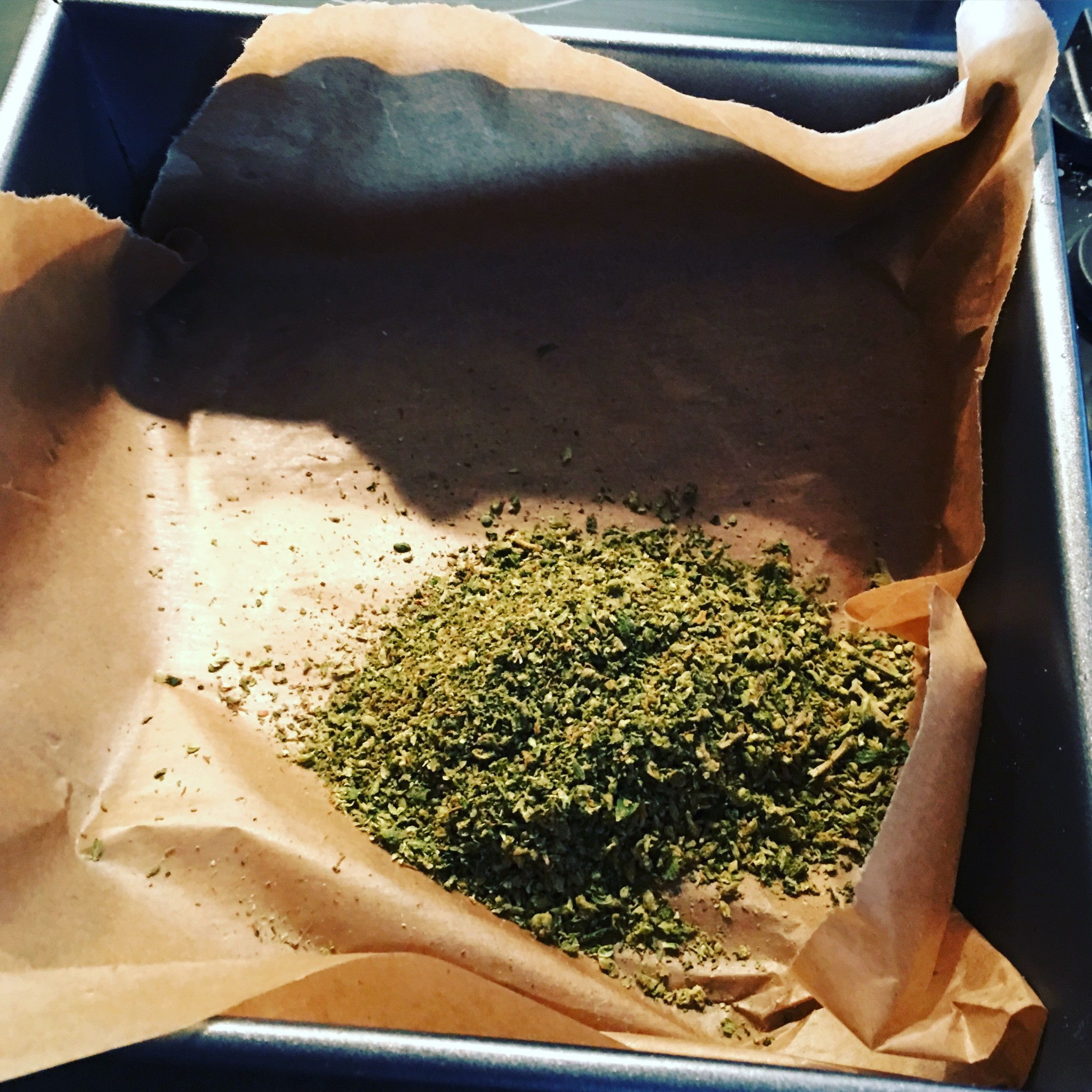cannabis butter, We made cannabis butter – this is how we did it