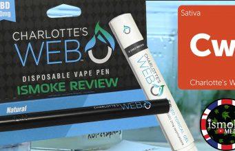 ISMOKE Reviews Charlottes Web