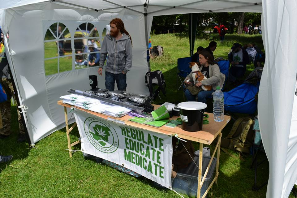 , Hampshire Cannabis Community