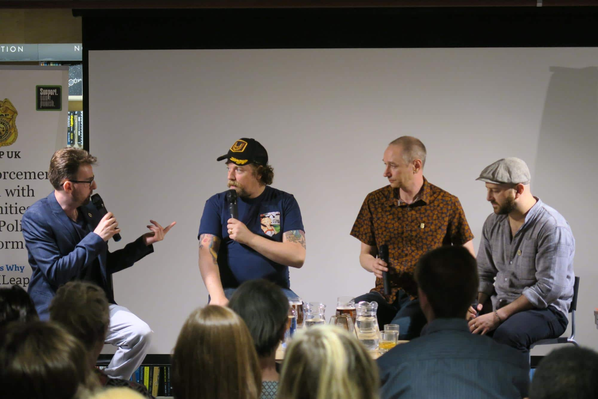 , Stop and Search: Drugs – That's Entertainment Event Write-Up