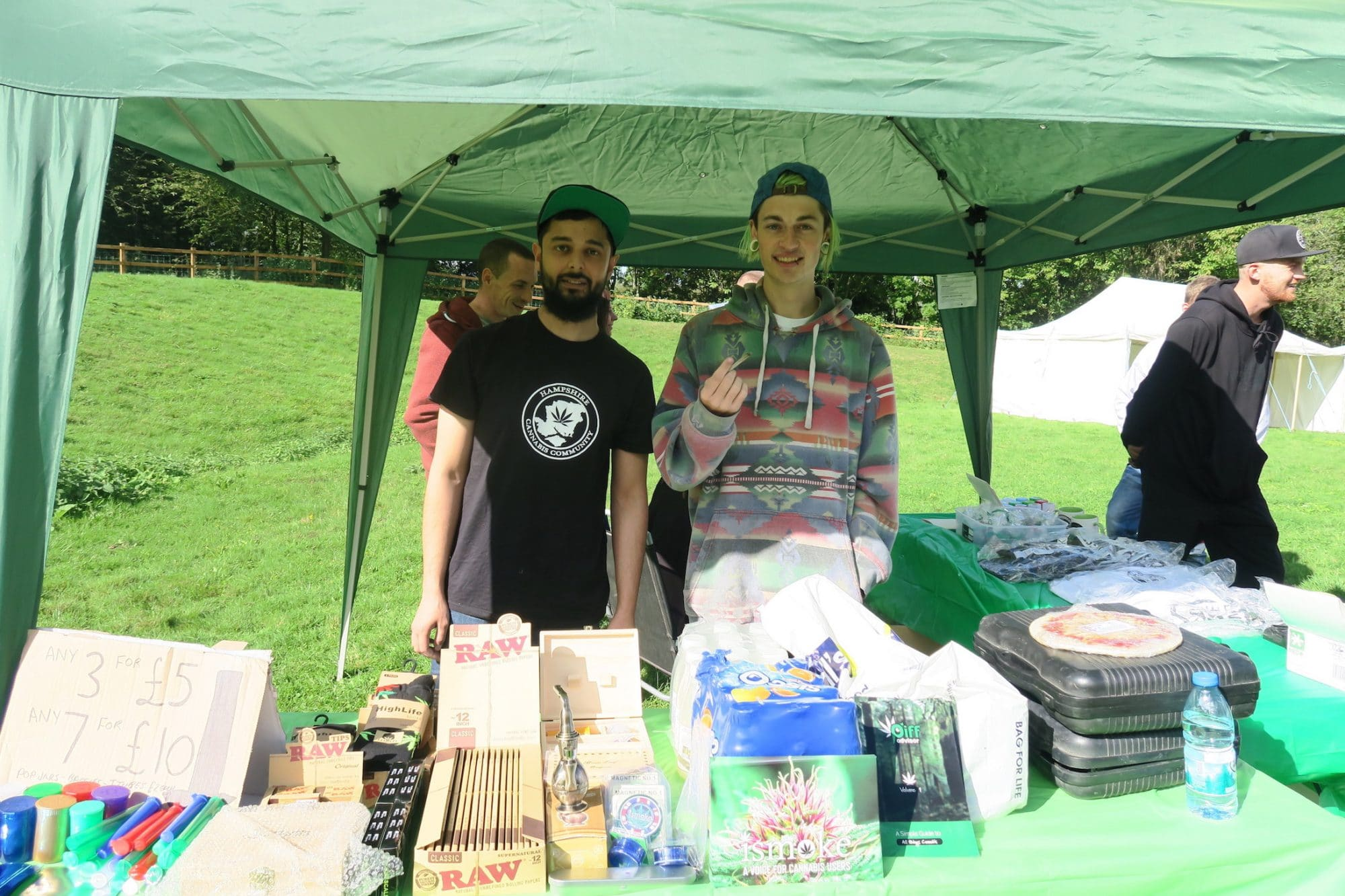 ISMOKE Supplies at Basingstoke Dank BBQ