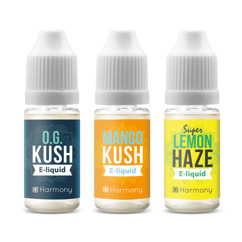 real cannabis terpenes, OG Kush CBD E-Liquid with Real Cannabis Terpenes Review