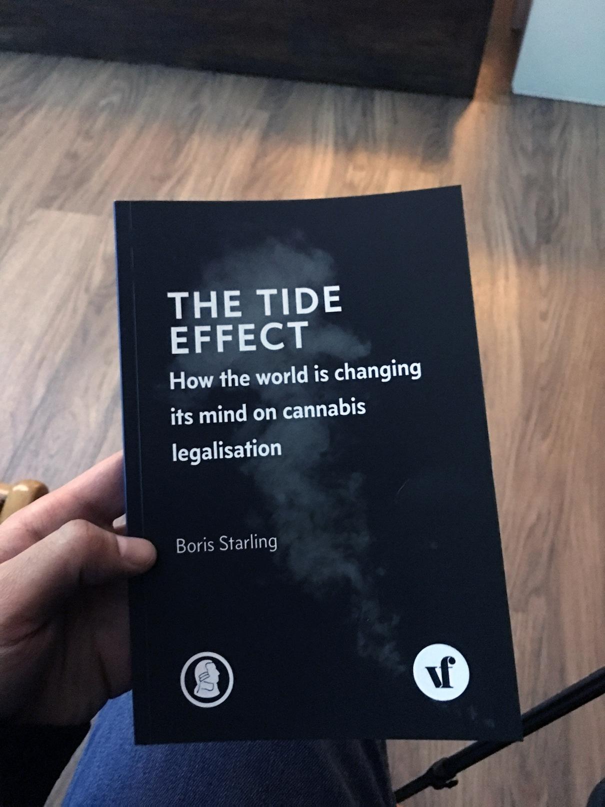 Cannabis Legalisation, The Tide Effect : Is UK Cannabis Legalisation Inevitable?