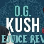 OG Kush CBD E-Liquid with Real Cannabis Terpenes Review