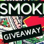 It's Time for another ISMOKE Giveaway!