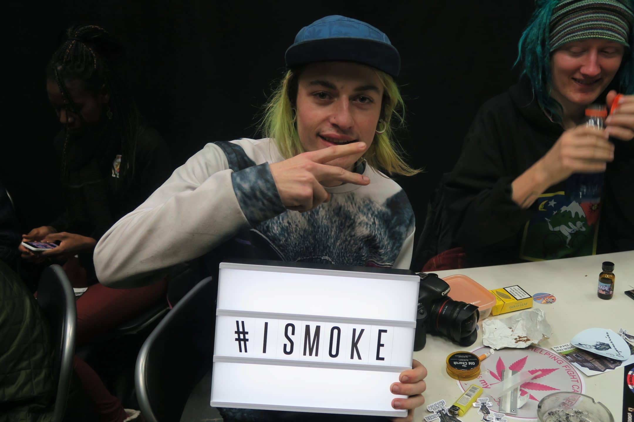 , We Attended The London Smoking Club February Session