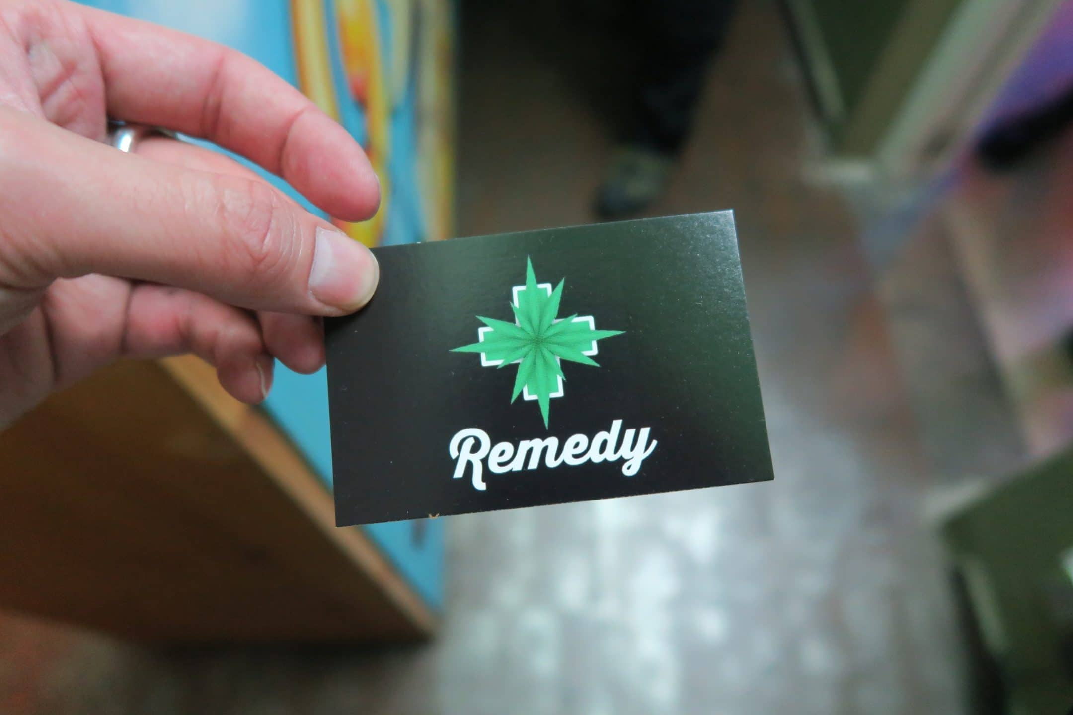 Remedy Cannabis Club, Barcelona