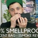 Smell proof bags by Abscent