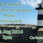 Upcoming Cannabis Awareness Picnic, Portsmouth