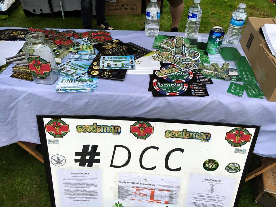 Durham Cannabis Collective, Durham Cannabis Collective : DCC #SummerSession