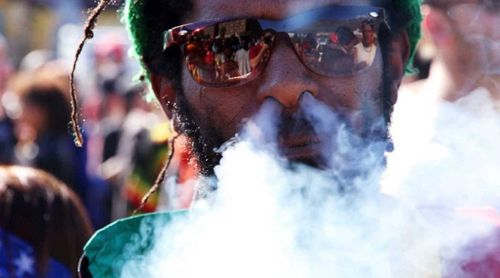 an overview of the aspects of rastafarian religion and cannabis smoking