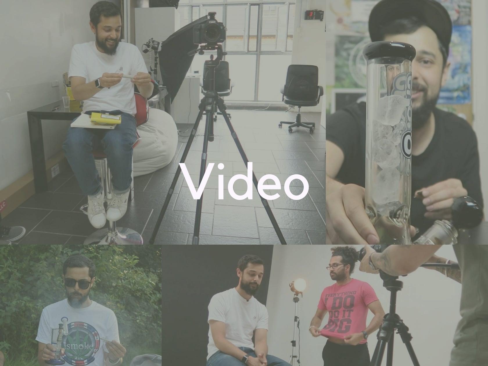 Video - ISMOKE