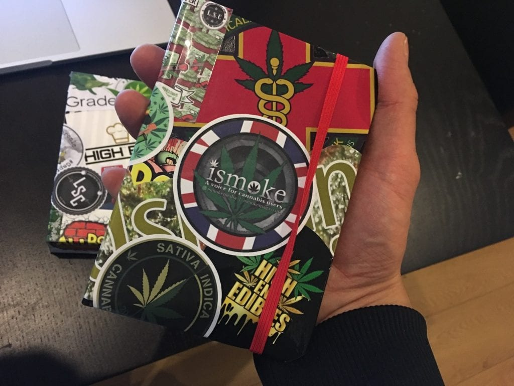 , It's Time for another ISMOKE Giveaway!