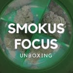 Smokus Focus Weed Samples Jar Unboxing