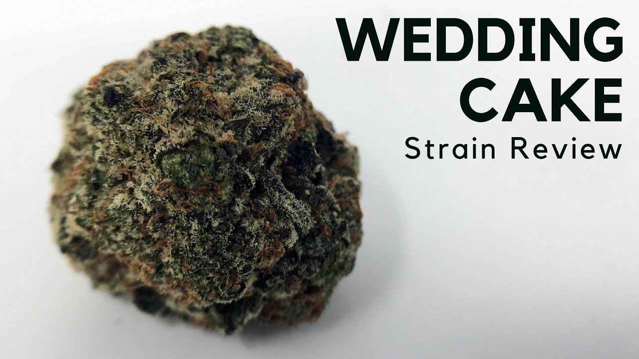 Wedding Cake Strain Review