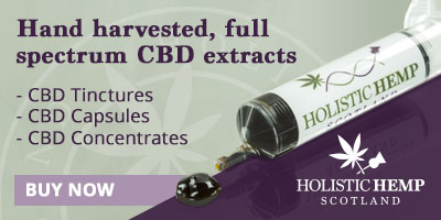 Holistic Hemp Scotland CBD