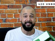 420 unboxing - Green Relief Papers Supply Plus Package