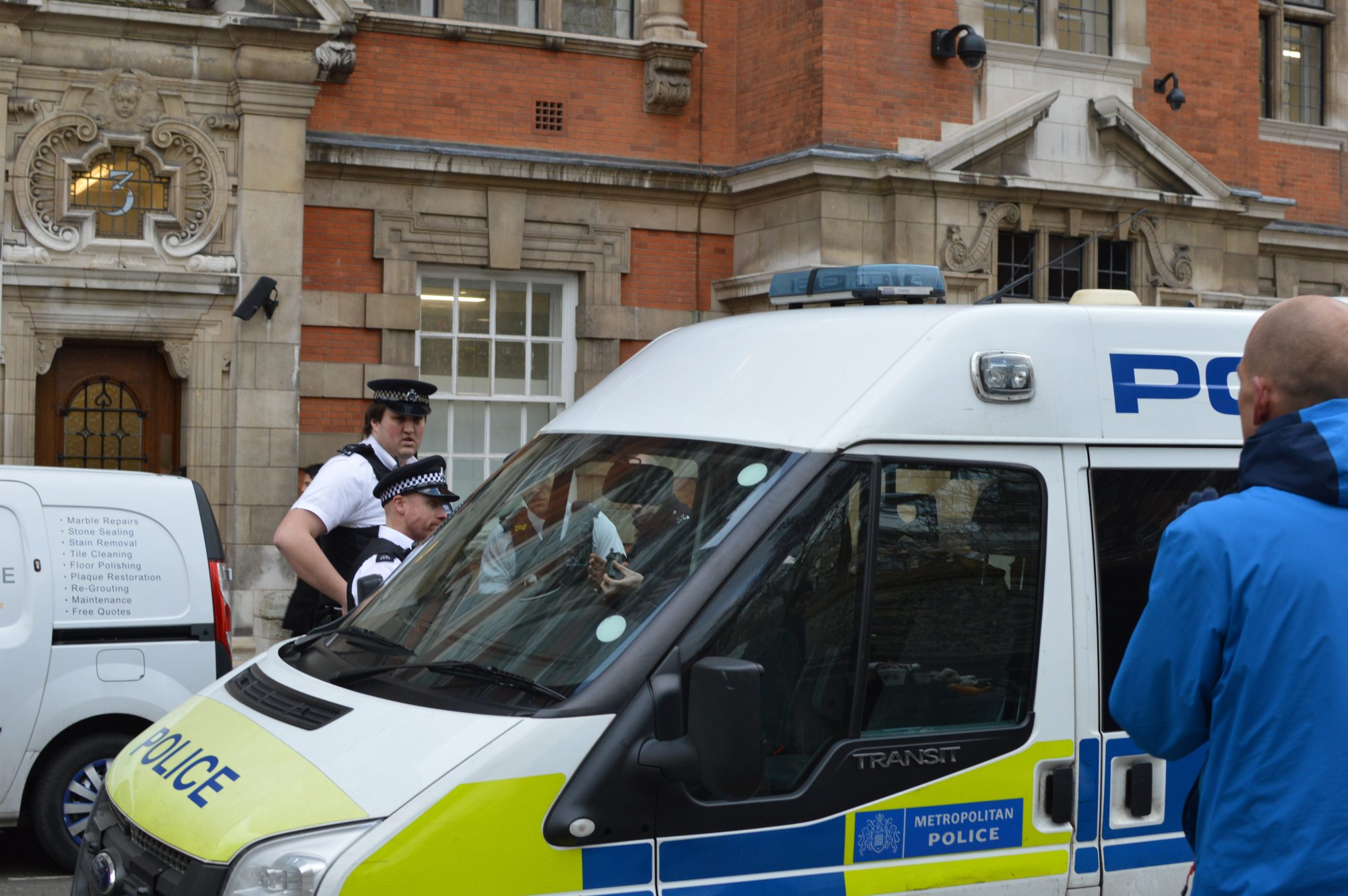 Callie Blackwell Gets Arrested
