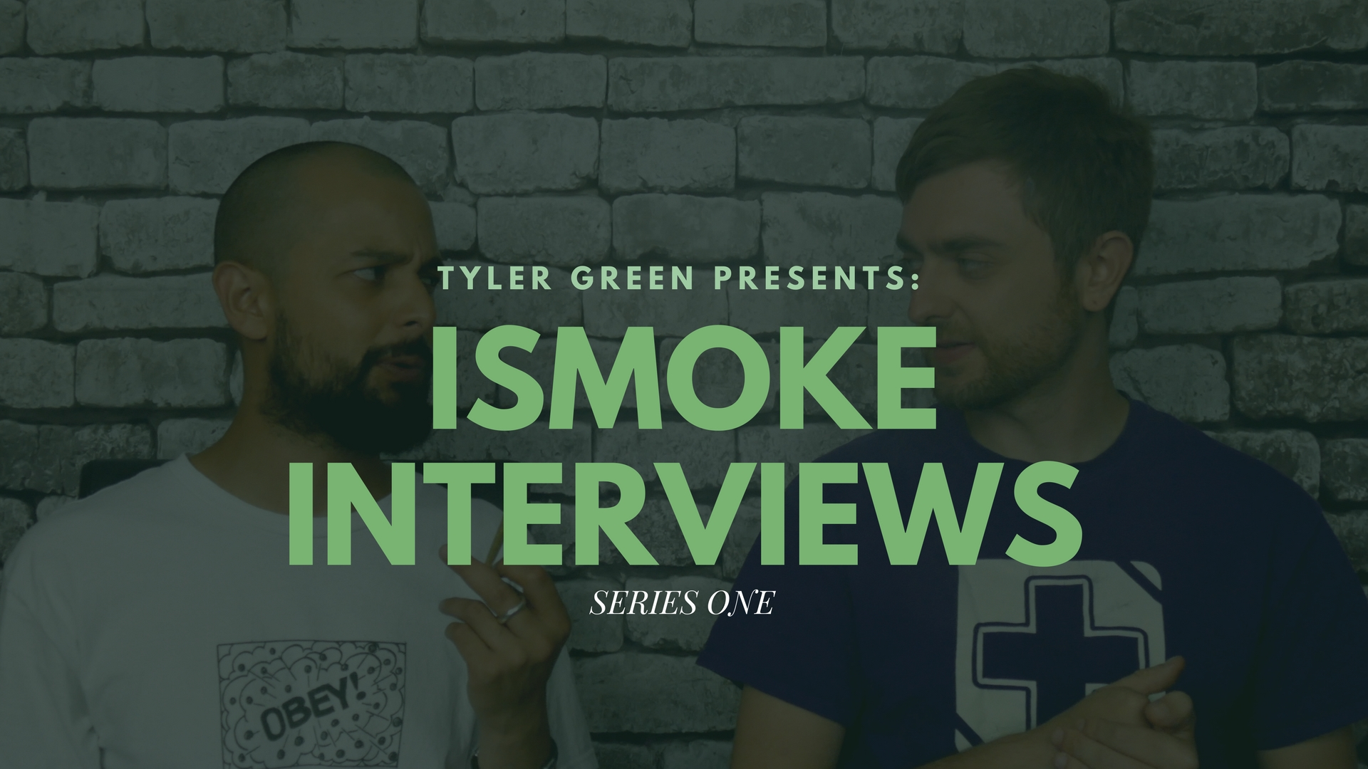 ISMOKE Interviews Series 1