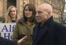Alfie Dingley Sir Patrick Stewart