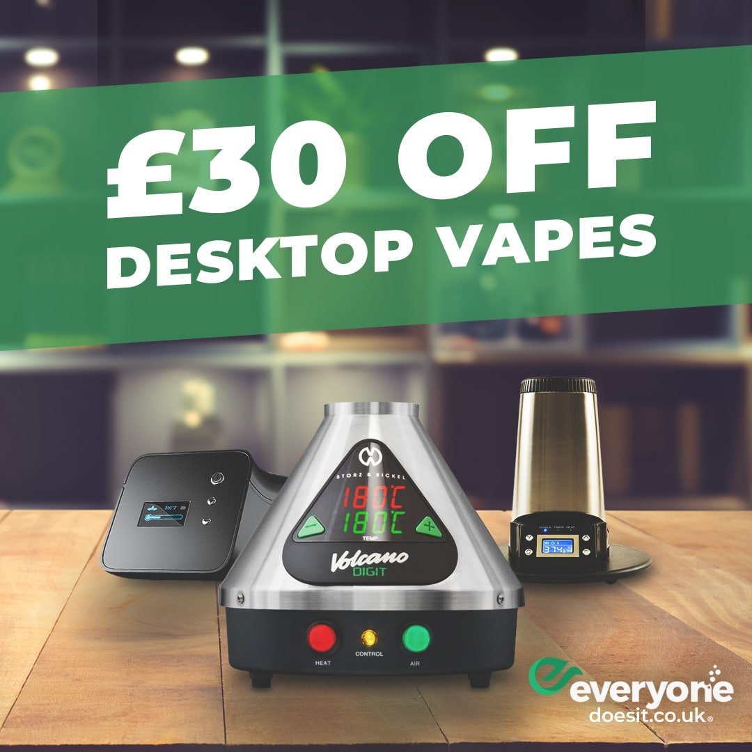 Discounts on Vaporizers with EveryoneDoesIt