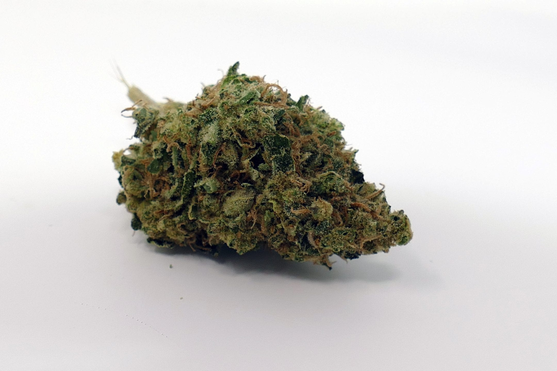 Glueberry OG Cannabis Strain Review by ISMOKE